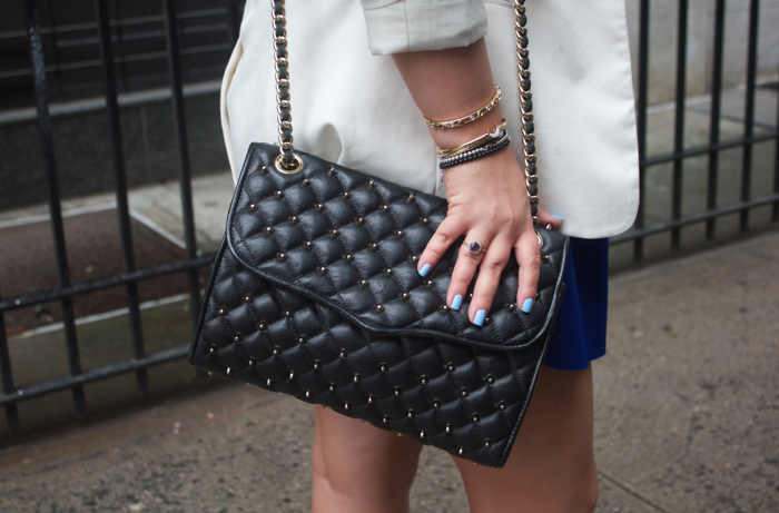 rebeccaminkoff blackquiltedbag handbags designer fashion missyonmadison style styleblog blog blogger nyc shop myrm