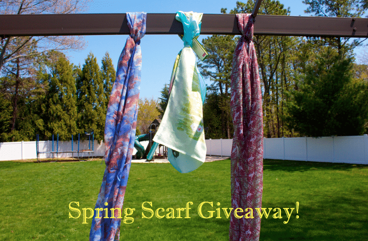 scarves spring springscarves contest giveaway blog blogger colorfulscarves entertowin