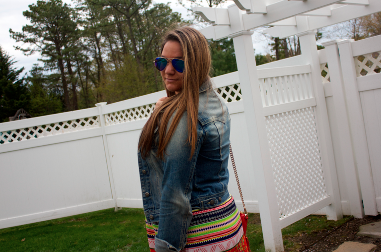 mirroredaviators cincodemayo spring style fashion blog blogger missyonmadison denimjacket forever21