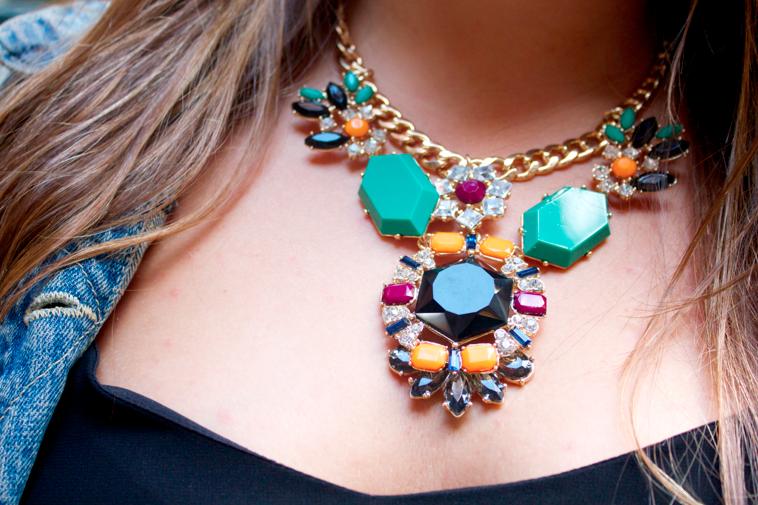 bling blingbling jewels jewelry fashion fashionblog fashionblogger style styleblog missyonmadison primadonna shopprimadonna statementnecklace necklace
