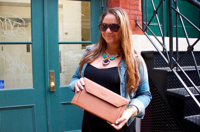 susuhandbags handbags susu luckyfabb fashion style shop onlineshopping nyc missyonmadison blog blogger style styleblog denimjacket forever21 sunglasses