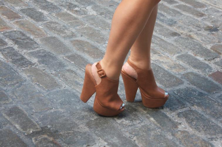 stevemadden wedges shoes cognacwedges cognacshoes blog blogger missyonmadison cobblestone soho nyc downtown chic fashion fashionblog fashionblogger nordstrom
