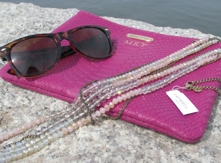 capwellco giginy handbags fashion style blog blogger sunglasses sunglasswarehouse jewels jewelry layerednecklaces beach