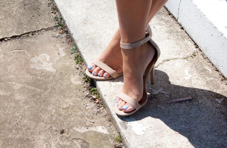 heels sandals nudeshoes nudeheels fashion style blog blogger missyonmadison payless brash springstyle springfashion shoeshopping trends pedicure