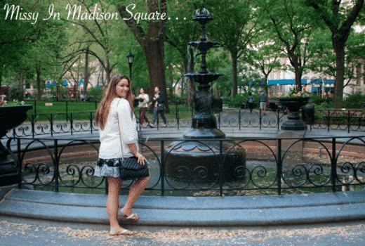 madisonsqpark nyc missyonmadison prabalgurungfortarget rebeccaminkoff toryburch spring style blog blogger newyorkcity madisonsquarepark fashion fashionblog explore adventure