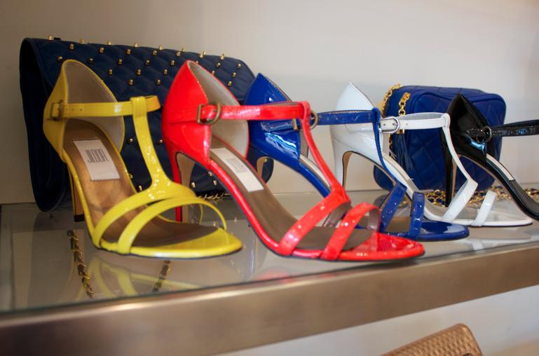 redshoes shoes blueshoes yellowshoes jildor jildorshoes longisland fashion fashionblogger missyonmadison style