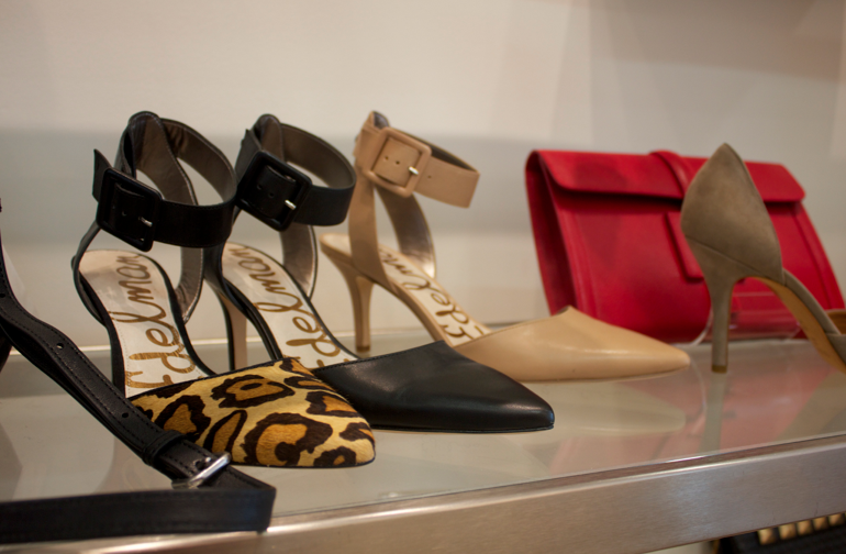 samedelman heels leopard leopardpumps shoes jildor shop style fashion missyonmadison blog blogger