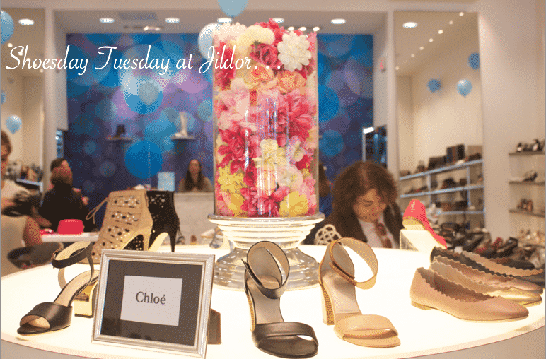shoesdaytuesday jildor longisland missyonmadison fashion style shoes shop shoeshopping celebrate flowers chloe