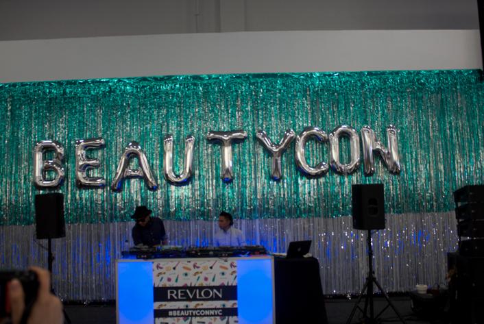 beautycon beautyconnyc nyc beauty fashion style blog blogger fashionblog missyonmadison confetti party dance balloons