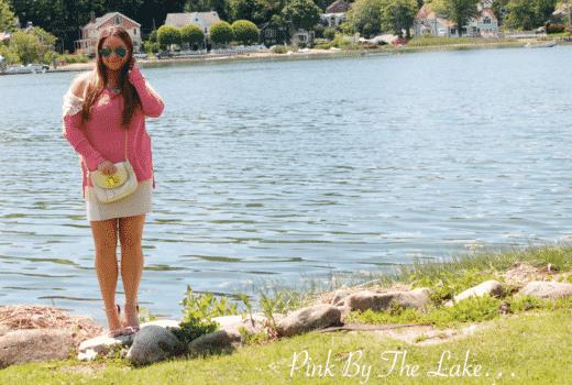missyonmadison pink centerport funkyflairboutique mirroredaviators badgleymischka whiteskirt urbanoutfitters sunglasses summer fashion blog blogger fashionblogger style styleblog styleblogger