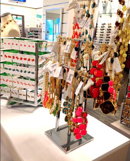 katespade jewels jewelry bling gold necklaces bracelets earrings katespadejewelry fashion style blog blogger missyonmadison nordstromrack sale shop
