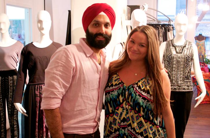 KasNewYork Designer NY NYC Showroom Fashion blog blogger style styleblog missyonmadison fashionblog fashionblogger dress summer colorful printdress kiratanand
