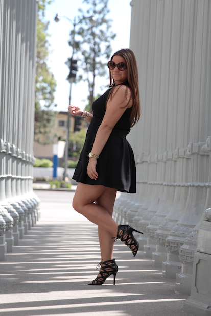 blackdress blackcocktaildress target michaelkors stellamccartney style blog blogger missyonmadison la lasiteseeing fashion fashionblog fashionblogger shop shopping brunette