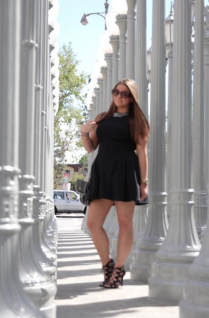 blackdress blackcocktaildress target michaelkors stellamccartney style blog blogger missyonmadison la lasiteseeing fashion fashionblog fashionblogger shop shopping brunette