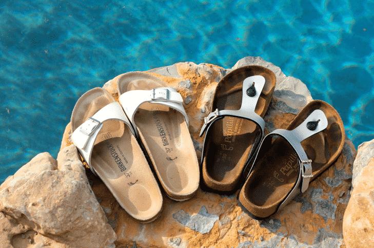 birkenstock birkenstockusa birkenstocksandals sandals fashion style summer summerstyle missyonmadison poolside