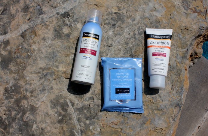 neutrogena sunscreen sprayscreen summer sunburn beauty beautyblog target beautyproducts missyonmadison