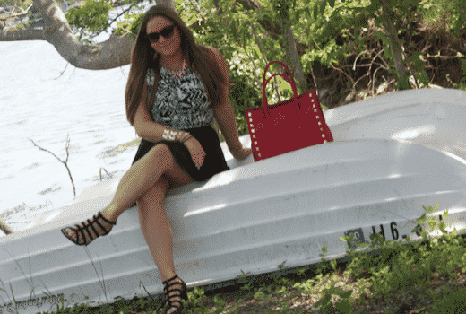 nordstrom coachshoes coachheels neimanmarcus redhandbag valentinorockstartote valentino missyonmadison blog blogger fashionblog styleblog brunette sumemr longisland boat neimanmarcuslastcall kohls blackpointeskirt