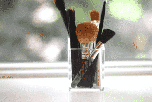 shopdandy missyonmadison blog blogger monogram monogramkeychain monogrampencilholder makeupbrushes lucitewithmonogram monogramgifts gifts style