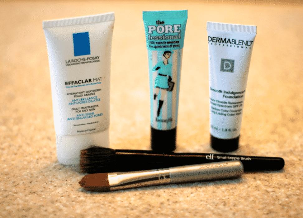 MissyOnMadison LaRochePosay PoreReducer BenefitMakeup Makeup Porefessional FoundationBrushes Dermablend DermablendFoundation beauty beautyblog cosmetics ulta ultacosmetics