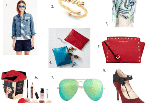 missyonmadison onlineshopping giftguide shoppingguide sales weekendsales oldnavy jcrew westelm rayban ninewest macys bareminerals ulta holidaygifts katespade plaidscarf denimjacket