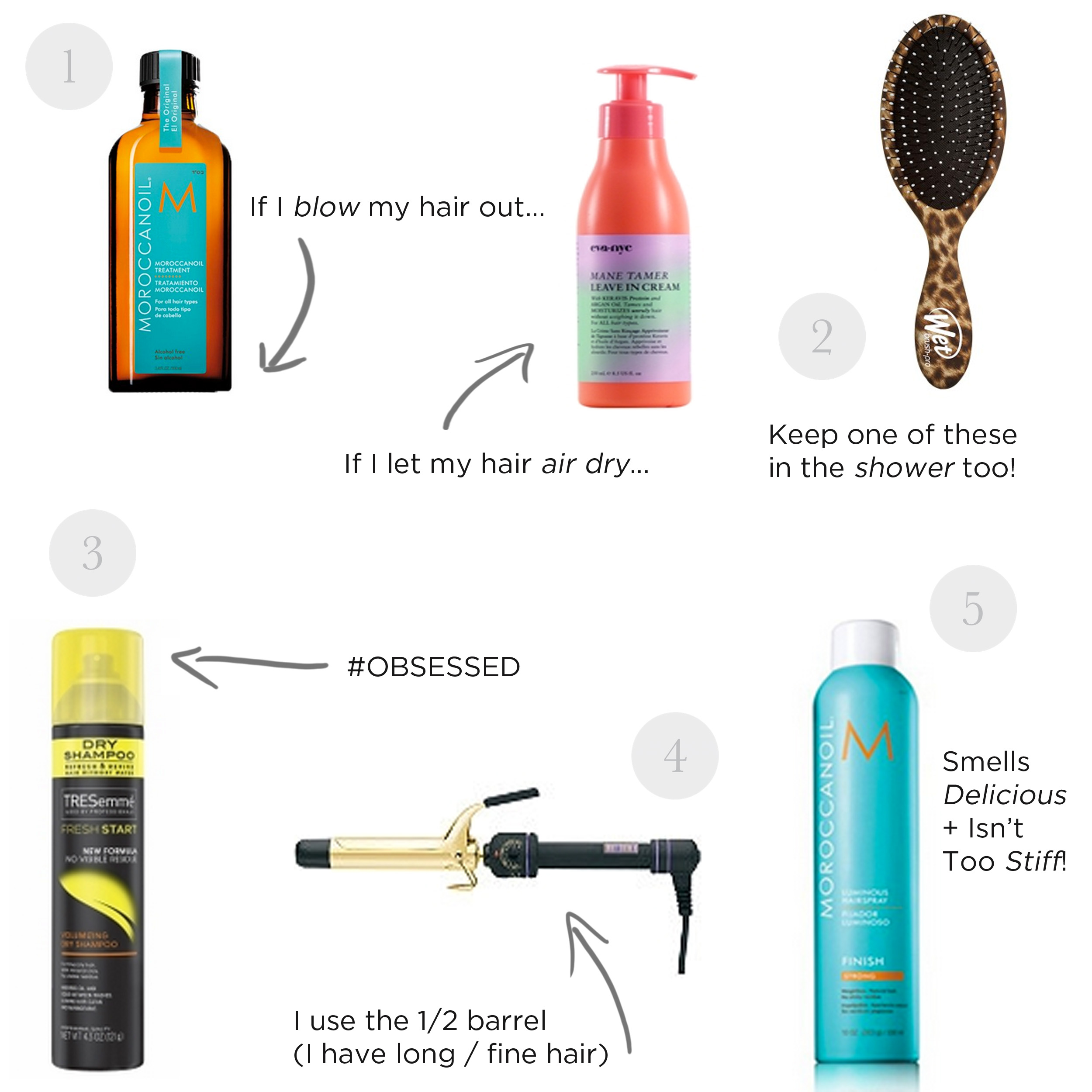 HairCareRoutine missyonmadison hairstyle beautyblog beautyblogger hairtutorial curlinghair curledhair hairstylingtutorial haircareproducts ulta hottools hottoolscurlingiron moroccanoil tresemmee dryshampoo wetbrush haircaretips winterhair