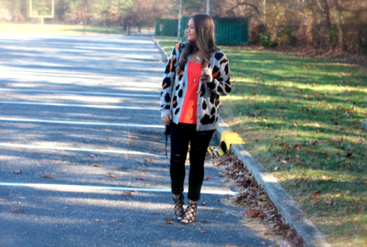 missyonmadison, blog, blogger, fashion, fashion blog, fashion blogger, style, style blog, style blogger, ootd, outfit inspo, outfit post, melissa tierney, long island, long island blog, long island blogger, long island photography, photography, rebecca minkoff, mini mac bag, leopard print cardigan, leopard print, spring style, spring trends, spring cardigan, mini mac, black lace up heels, black lace up sandals, black ripped skinny jeans, ripped skinny jeans, skinny jeans, long hair dont care, brunette, spring hair style, spring hair trends,