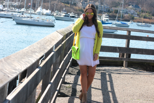 missyonmadison, melissa tierney, fashion blog, fashion blogger, street style, spring, spring style, mothers day, mothers day brunch, mothers day gift guide, gift guide, what to wear for mothers day, little white dress, lwd, neon cardigan, cambridge satchel, neon handbag, kohls booties, booties, tan booties, spring shoes, spring booties, white dress, white chiffon dress, blog, blogger, gifts, what to buy for mothers day,