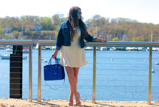 missyonmadison, melissa tierney, photography, long island, long island photography, prime, huntington village, long island hot spot, summer, summer hot spot, where to eat on long island, what to do on long island, nordstrom, nina shoes, nina sunny platform, floral heels, floral platforms, denim jacket, old navy, old navy denim jacket, summer trends, summer style, ivory dress, ivory skater dress, fashion blog, fashion blogger, blogger, los angeles, moving, moving day, california, road trip, new beginnings, california dreaming, california love, cali, la, ny, blue satchel, cobalt blue satchel, kenneth cole, kenneth cole satchel, ray bans, blue ray bans, mirrored aviators,