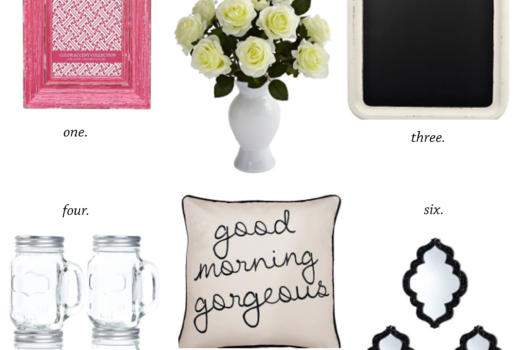 missyonmadison, home decor, home design, interior design, interior inspo, inspo, inspiration, throw pillows, decorative pillows, mirrors, hanging mirrors, new apartment, moving, decorating an apartment, pinterest ideas, pinterest decor ideas, california, fashion blog, fashion blogger, chalkboard, flowers, fake flowers, vase, hello gorgeous, good morning gorgeous pillow, mason jars, diy, mason jars decor, home design,