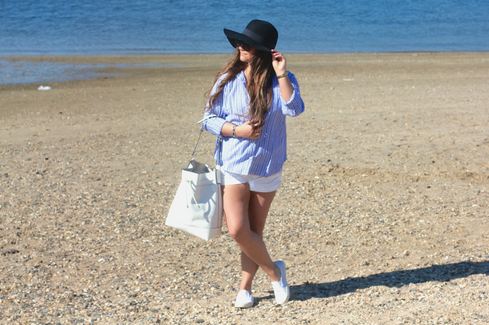 missyonmadison, melissa tierney, vince camuto, vince camuto bucket bag, vince camuto white bucket bag, perforated white bucket bag, perforated white slip on sneakers, white slip on sneakers, nordstrom, nordstrom white slip on sneakers, vince white slip on sneakers, beach day, beach style, black floppy hat, outfit inspo, 4th of july, patriotic, red white and blue, 4th of july outfit ideas, 4th of just outfit inspo, what to wear for the 4th, july, summer style, summer trends, white cotton shorts, white shorts, black cat eye sunglasses, j crew sunglasses, black j crew sunglasses, affordable bucket bags, patriotic outfit,