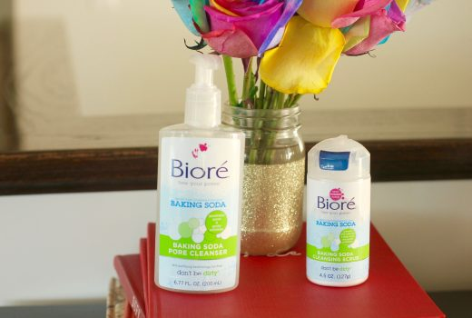 missyonmadison, biore, biore baking soda cleansing scrub, biore review, biore skincare, biore baking soda pore cleanser, fashion blogger, beauty blog, beauty blogger, walmart, biore at walmart, biore face wask, biore body scrub, winter skin care, skin care routine, switching up your skincare routine, face wash, pore cleanser, glitter mason jar, rainbow roses, ftd flowers,