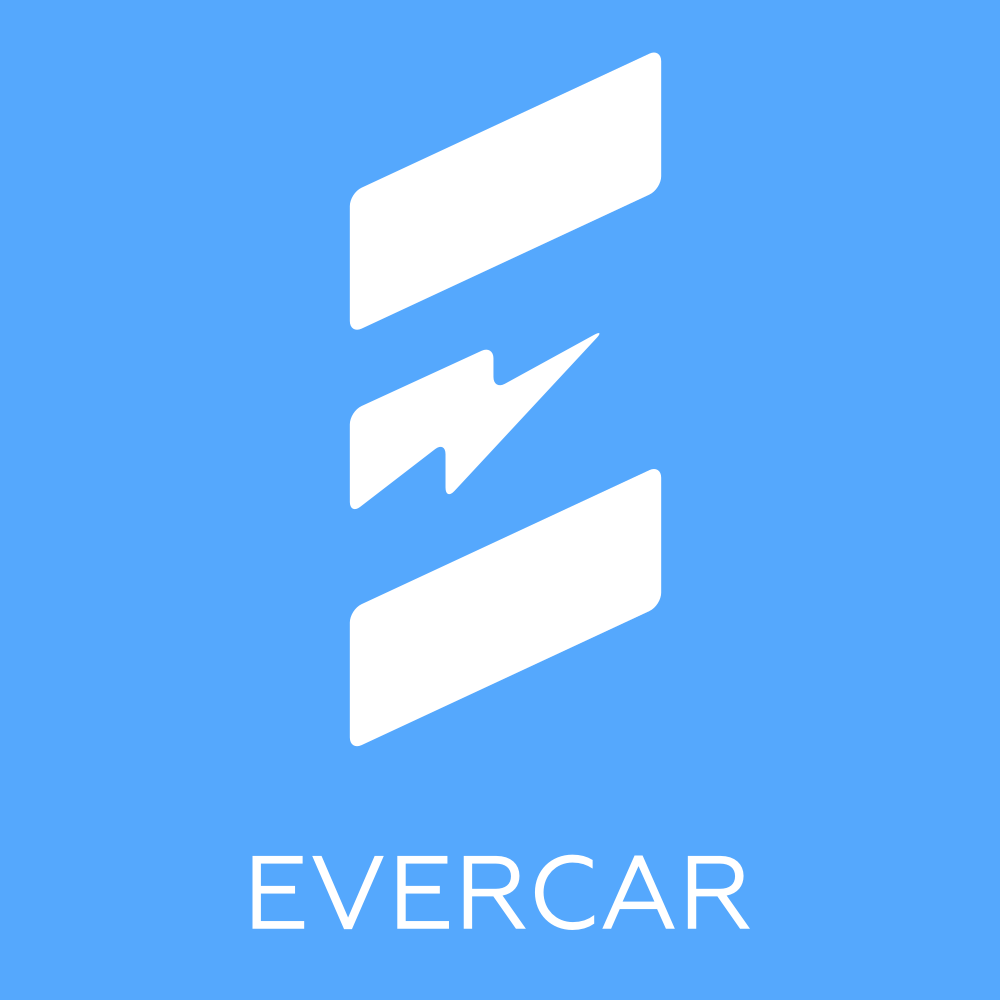 Evercar - Logo - Mark with Name