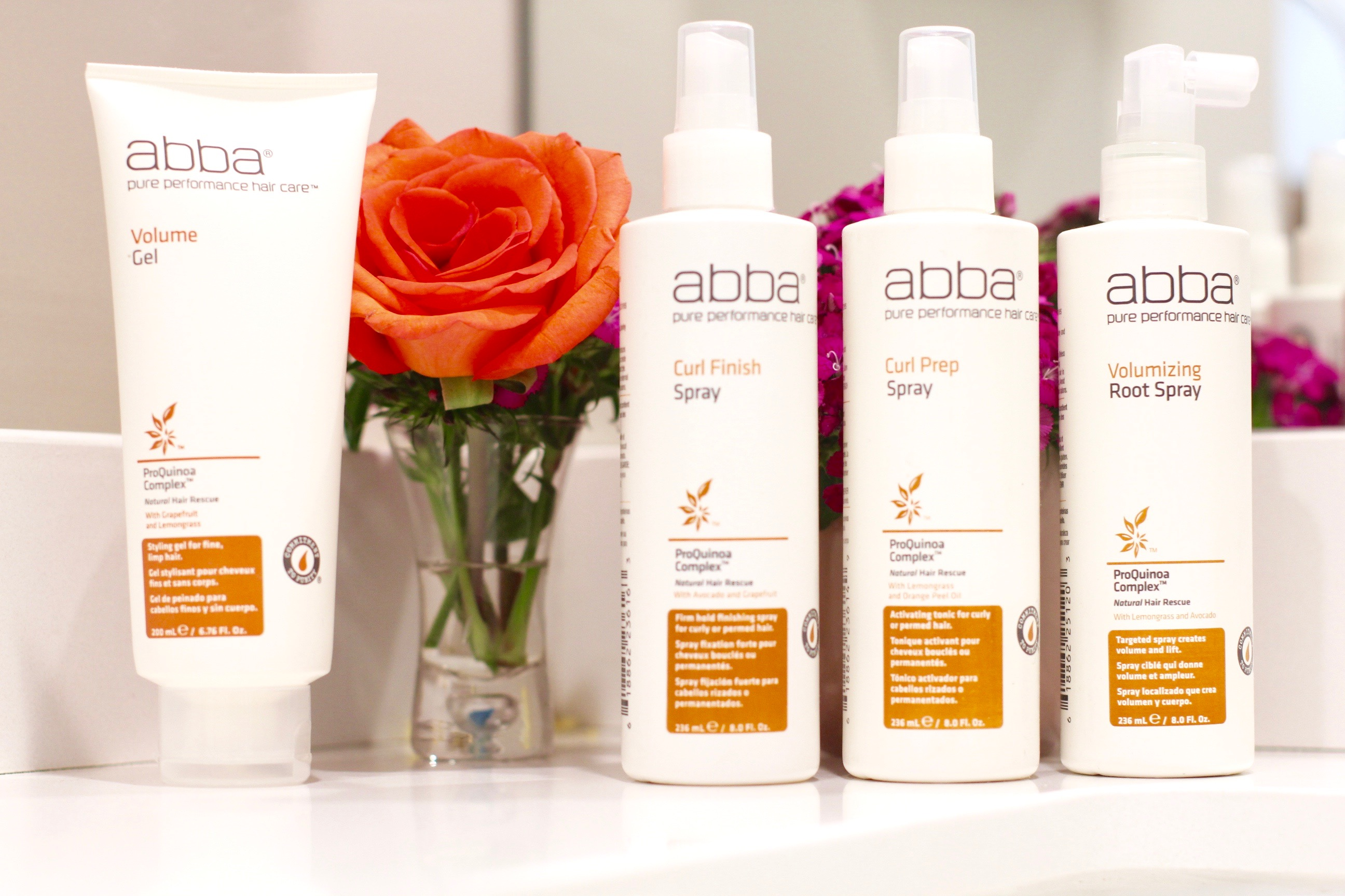 abba haircare, missyonmadison, ulta, ulta beauty, ulta haircare products, hair care for curly hair, how to curl your hair, how to prep your hair for summer, natural hair, abba hair, natural haircare, volumizing root spray, beauty blogger, hair care tips,