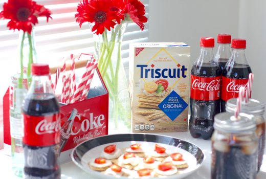 MissyOnMadison, Melissa Tierney, coca cola, triscuit, game day ready, game day snacking, game day prep, football snacking, sunday funday, sunday football, easy snacking, simple recipes, simple snacks for football sunday, cheese and crackers for football sundays, game day parties, kroger, ralphs, coca cola party,