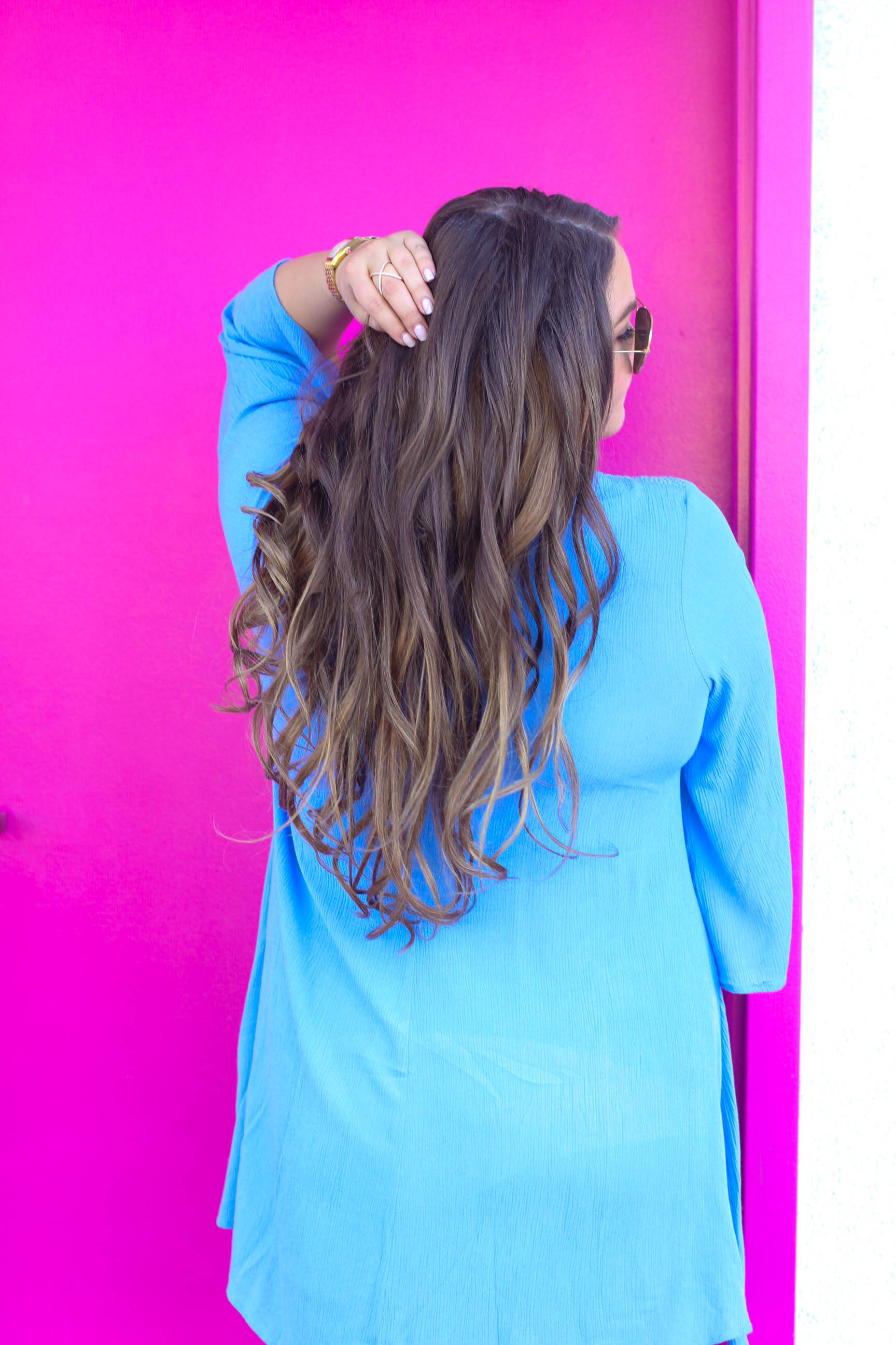 hair extensions, irresistible me hair extensions, irresistible me hair, human hair extensions, clip in extensions, beauty blogger, hair style, hair wand, hair straightener, curling iron, hair trends, hair style, style blogger, beauty goals, hair goals, hairdresser, long hair dont care, how to use clip in hair extensions, how to wear hair extensions, bloglovin, la blogger,
