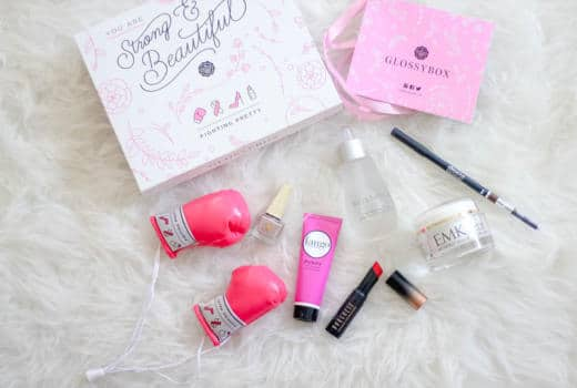 missyonmadison, glossybox, fighting pretty, shairng strength, galentines day, valentines day, vday, bloglovin, la blogger, fashion blogger, beauty blogger, beauty picks, boxing gloves, lipliner, perfume, skincare, fragrance, , affordable beauty buys, affordable beauty, affordable skin care,