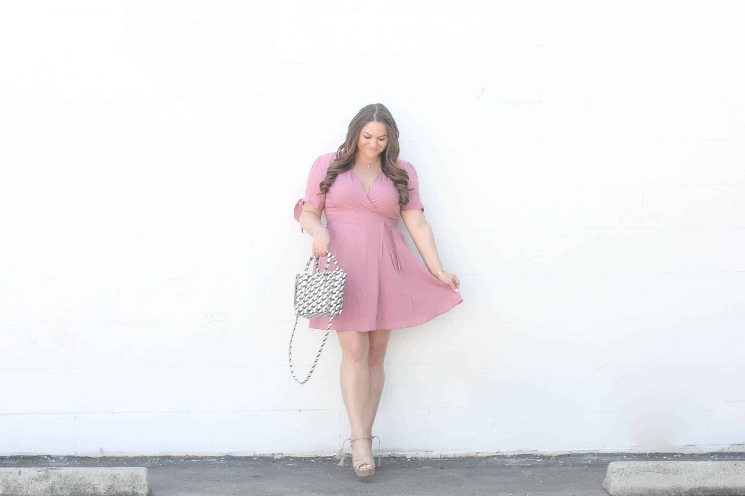 missyonmadison, missy on madison instagram, missyonmadison instagram, fashion blog, fashion blogger, outfit inspo, spring style, seven dials heels, dagne dover, dagne dover satchel, wild blue denim, wild blue denim dress, blush dress, blush wrap dress, style blogger, spring style guide, hair extensions, keratin hair extensions, ootd, la blogger, la style, nude lace up heels,