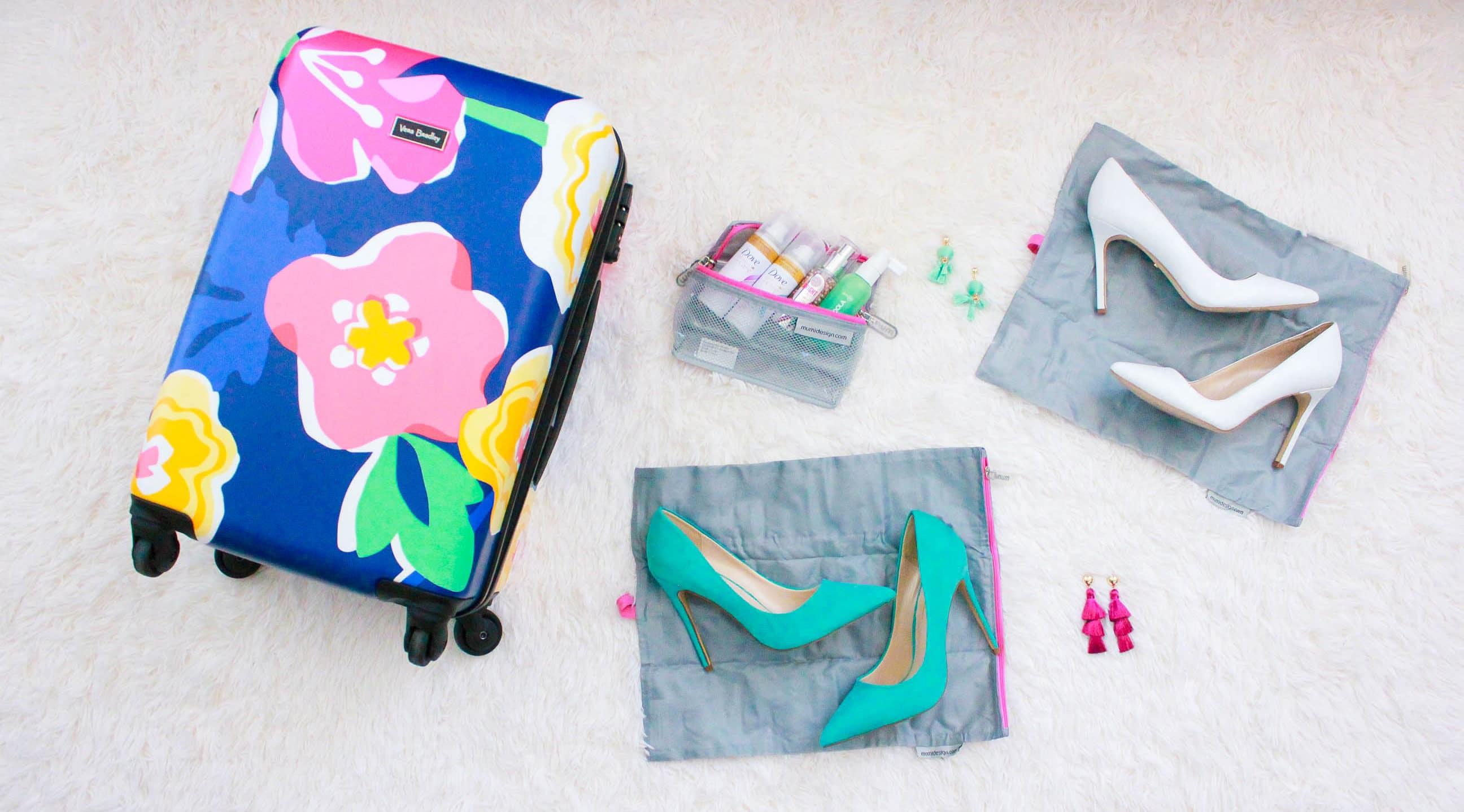 Mumi Design Packing Cubes    | Missy On Madison