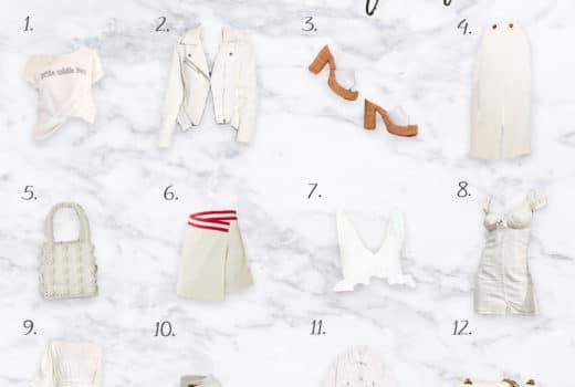 missyonmadison, missyonmadison blog, la blogger, missyonmadison instagram, white dress, white jeans, white boots, white tops, white bags, white for summer, little white dress, summer white dresses, summer 2019 style,