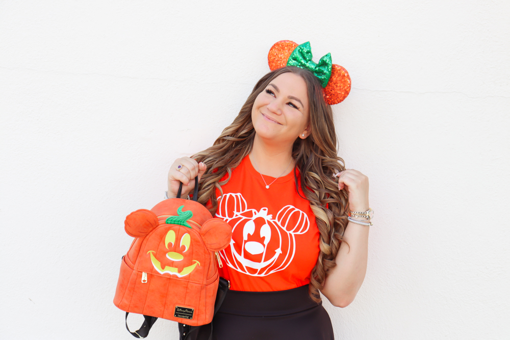 missyonmadison, missyonmadison blog, missyonmadison instagram, missyonmadison blogger, la blogger, disneyland, disney blogger, disneyland halloween, halloweentime at disney, disney halloween guide, disneyland halloween 2019, mickey mouse halloween shirt, halloween minnie ears, mickey mouse halloween backpack, travel blogger, travel blog,