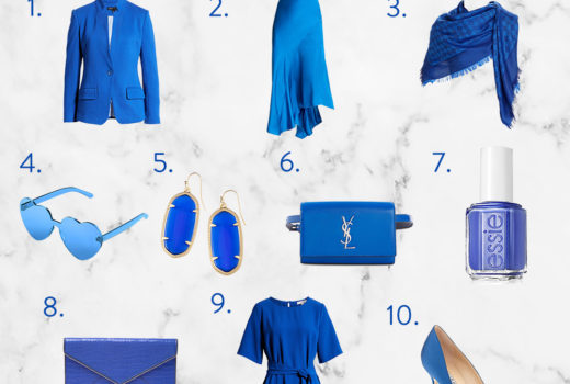 missyonmadison, color of the year, pantone color of the year, 2020 color of the year, 2020 pantone color of the year classic blue, cobalt blue guide, adding color to your wardrobe, 2020 color of the year shopping guide, la blogger, fashion blogger, style blog, style blogger,
